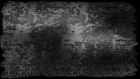 Black and Grey Grungy Background