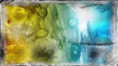 Dark Color Grunge Background Banco de Imagens