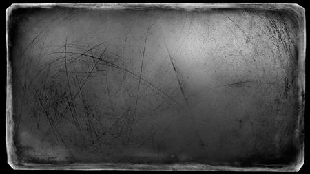 Dark Grey Grunge Texture Background Banco de Imagens