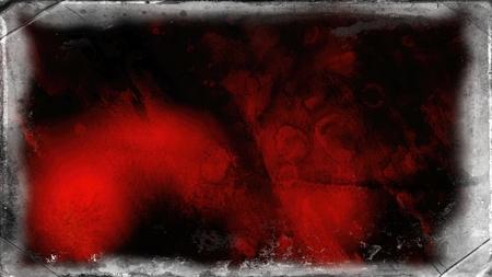Red and Black Grunge Background Banco de Imagens