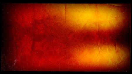 Orange und schwarzer Grunge-Textur-Hintergrund