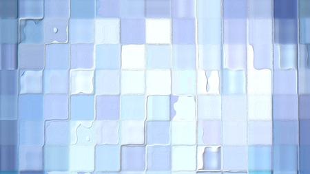 Diseño de fondo abstracto azul y blanco Foto de archivo
