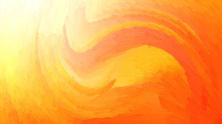 Abstract Orange Texture Background Imagens