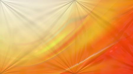 Shiny Orange Background