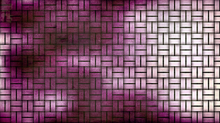 Pink Black and White Basket Twill Texture Background