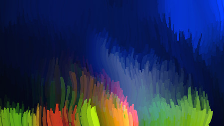 Abstract Black Blue and Green Graphic Background Design