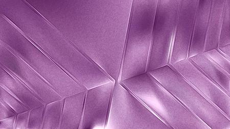 Purple Shiny Metal Background