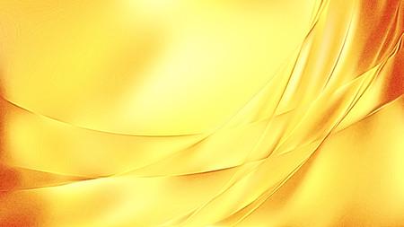 Orange und gelber glänzender Metallbeschaffenheitshintergrund