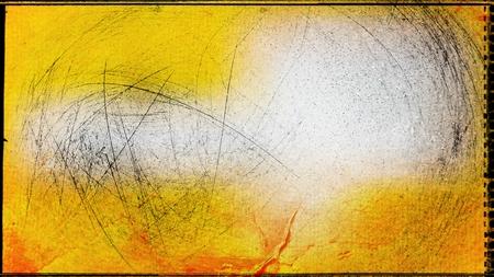 Dark Orange Grunge Background Image Banco de Imagens