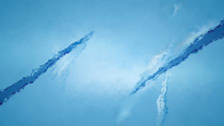Blue Grunge Watercolour Background Stok Fotoğraf
