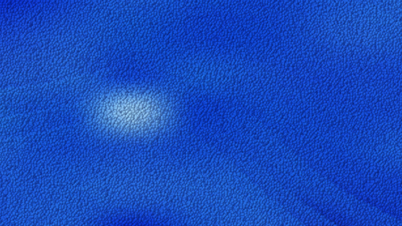 Blue Leather Background Image Stock Photo