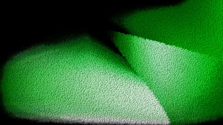 Green and Black Leather Texture Background Stock Photo