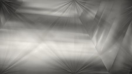Shiny Dark Grey Abstract Background Design