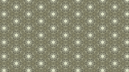 Khaki Vintage Floral Pattern Background Graphic 版權商用圖片
