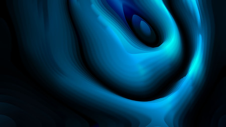 Black and Blue 3d Curved Lines Texture Background 版權商用圖片