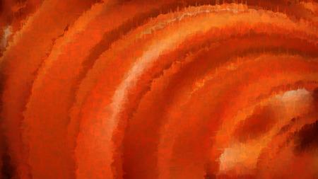Orange Aquarelle Background