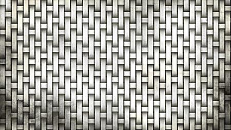 Grey Weave Texture