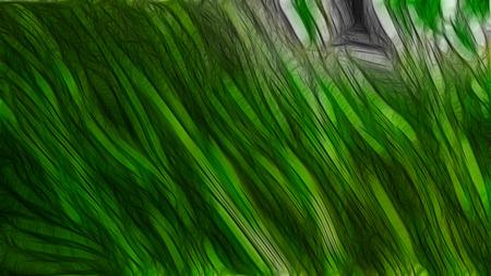Green and Grey Textured Background Image 版權商用圖片