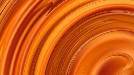 Abstract Orange Background Archivio Fotografico