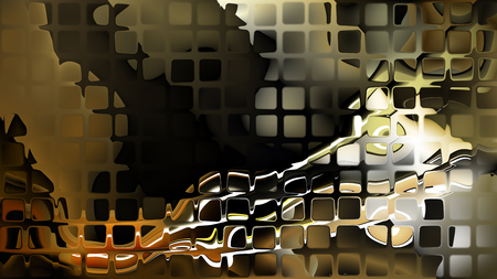 Orange and Black Abstract Texture Background Design 版權商用圖片