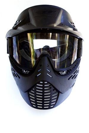 ペイント保護のため使用される分離の黒いマスク