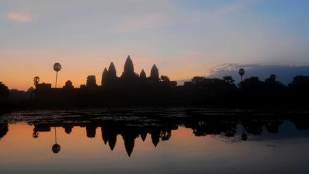 moulding: Cambodias Angkor scenery Stock Photo