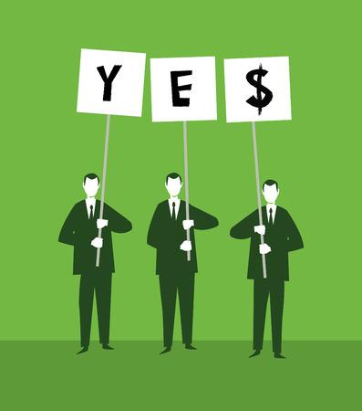 finance director: Yes Illustration