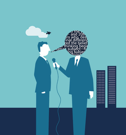 conversational: The Politician