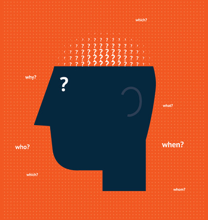 lack of confidence: Asking Brain