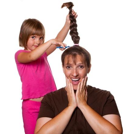 Hair cut photo