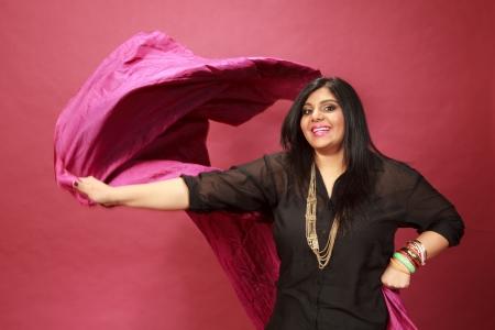 Beautiful Indian Girl photo