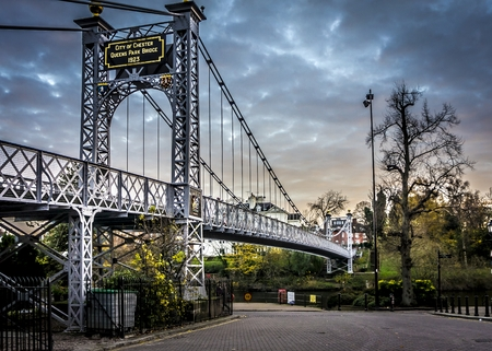 Chester Iron Bridge