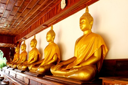episode: Five Lord Buddha