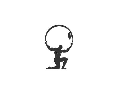 Logotipo de Eco Atlas