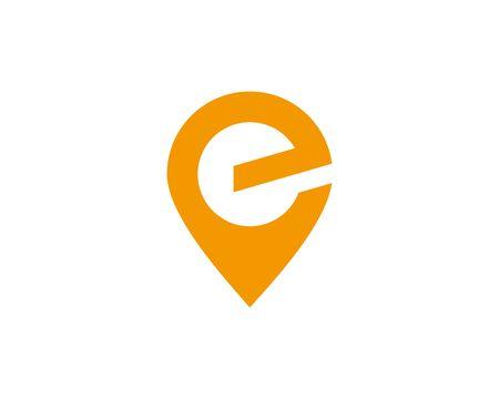 An E Pin icon