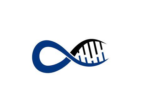 Alpha gen logo vector