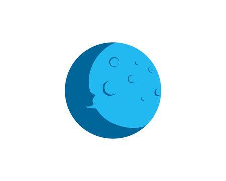 blue moon Çizim