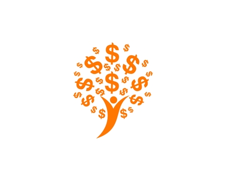 abstract success financial