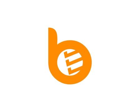 Orange B iconic design