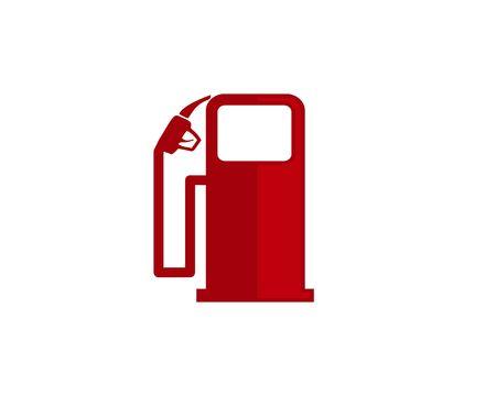 Gasoline vector icon Ilustração