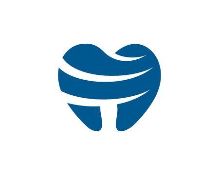 Dental Abstract logo