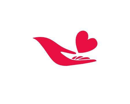 Delivery love Banco de Imagens - 133199301