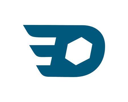 Delivery box logo