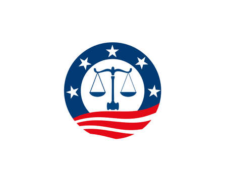 american lawyer logo Ilustração
