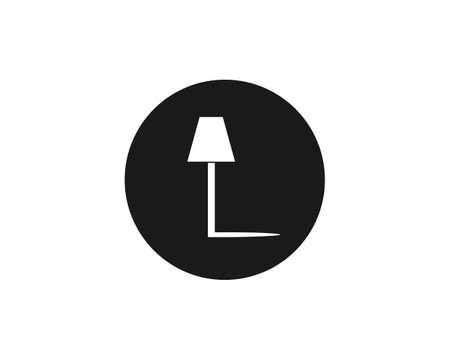 lighting furniture icon symbol