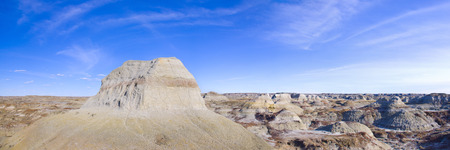 Badlands of Dinosaur Provinical Park