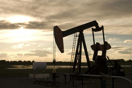 Industrial Oil Pump Jack