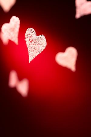 heart shaped stuff: valentine