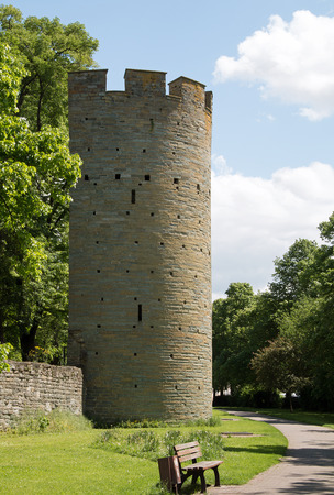 soest: Old fortified tower at Soest