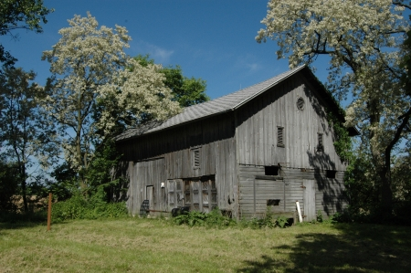 Old Farm Barn photo